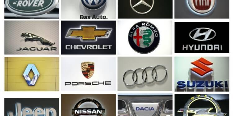 """Scandale du """"Dieselgate"""" : une note salée pour tous les constructeurs automobiles"""