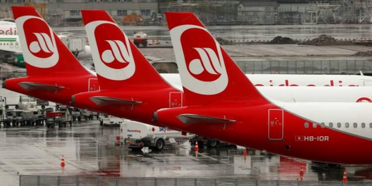 Air Berlin envisage une vaste restructuration