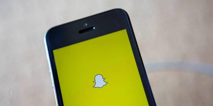 L'IPO de Snap, maison-mère de Snapchat, sursouscrite