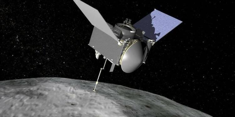 La Nasa va lancer une sonde vers un astéroïde