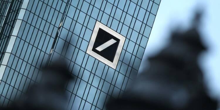 Déjà à terre, Deutsche Bank pourrait payer une amende de 12 milliards d'euros