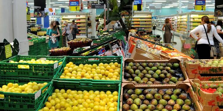 Flambée des prix des fruits et légumes en France