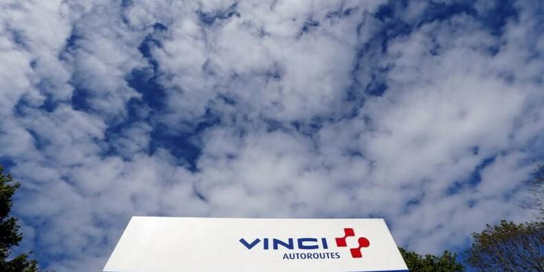 Vinci confiant en 2017, investira 432 millions d'euros dans les autoroutes