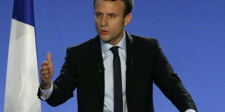 Macron ne pense pas contribuer à éparpiller la gauche