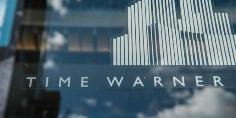 Time Warner publie des résultats supérieurs aux attentes