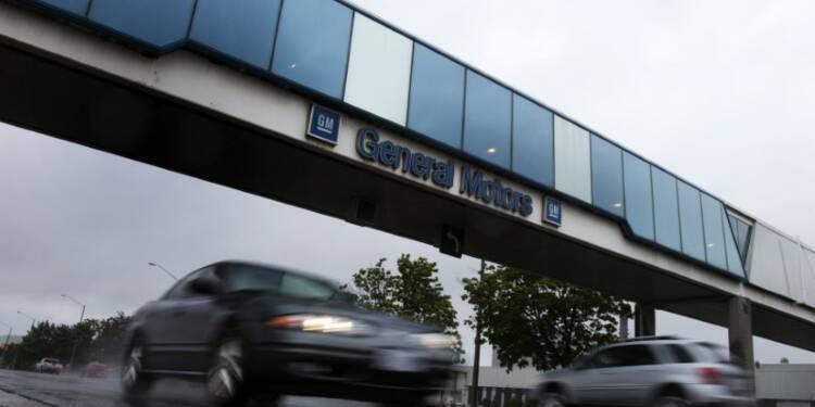 GM pense dépasser son objectif de réductions de coûts