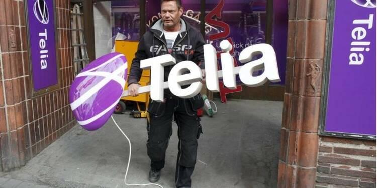 Le télécom suédois Telia songe à racheter le danois TDC