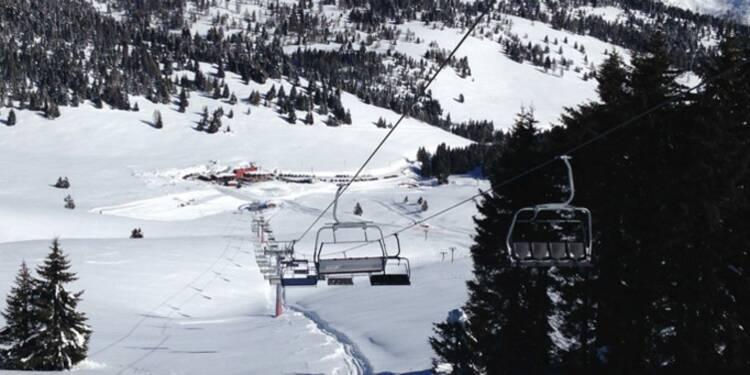 Une PME savoyarde va construire une station de ski en Chine : +100% en Bourse