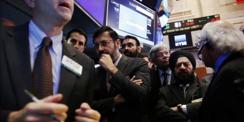 Wall Street reprend de l'élan après les solides résultats du T3