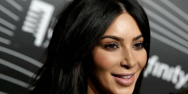 Kim Kardashian victime d'un vol à main armée à Paris