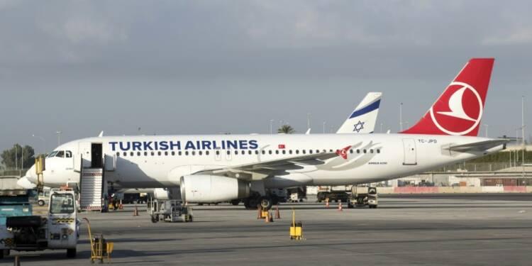 Turquie: Turkish Airlines tente de résister aux turbulences