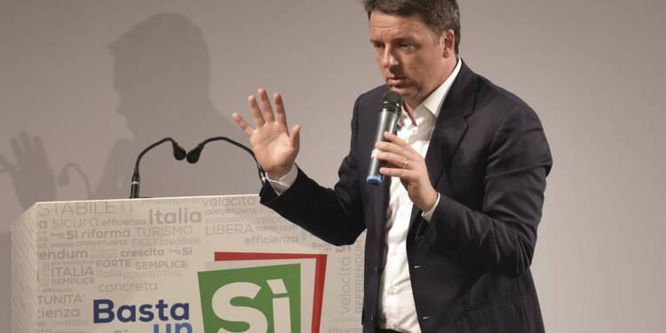 Référendum en Italie : rejet massif de la réforme constitutionnelle, démission de Renzi