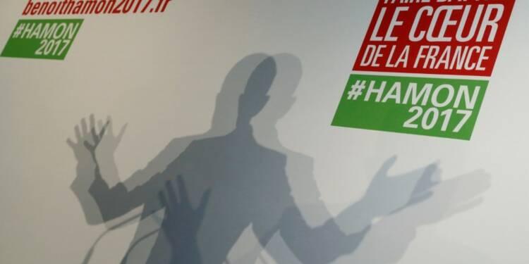"""Le camp Hamon """"consterné"""" par le programme économique de Macron"""