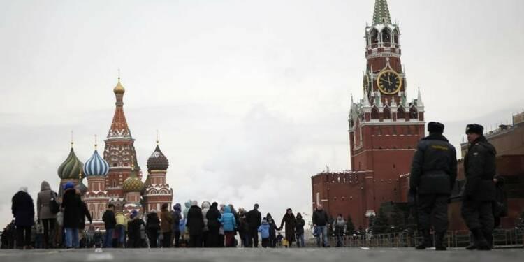 L'économie russe a limité sa contraction à 0,2% en 2016