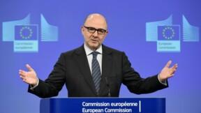 """UE: ni """"stupides"""", ni """"punitives"""", Moscovici défend les règles budgétaires"""