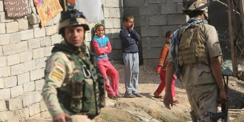 L'EI a été chassé d'un tiers de l'est de Mossoul en Irak