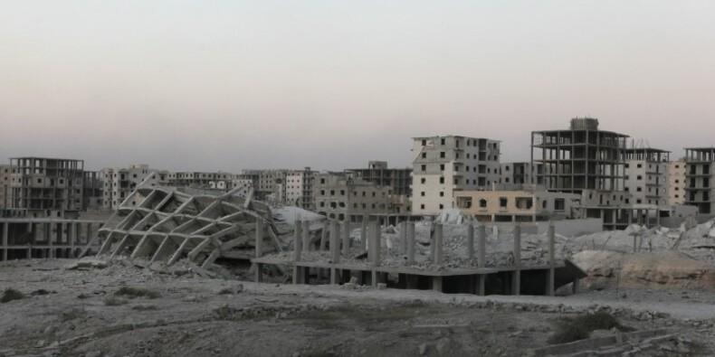 Les forces pro-Damas lancent une offensive terrestre à Alep