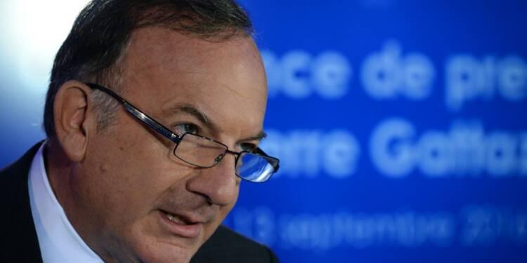 """Prélèvement à la source: """"on va vers une catastrophe"""", selon Pierre Gattaz"""