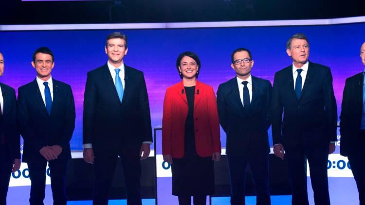 Primaire de la gauche : quel candidat vous a le plus convaincu ?