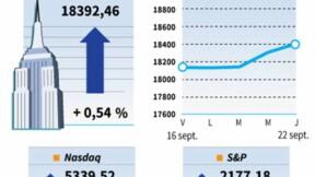 Wall Street continue d'être portée par la Fed, record du Nasdaq