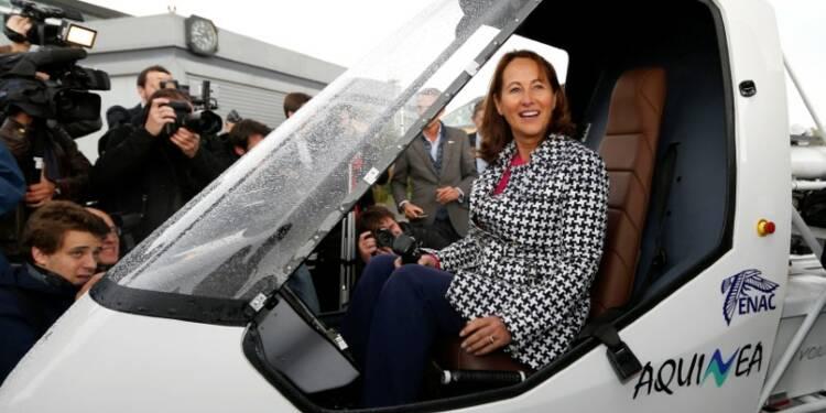 Ségolène Royal se refuse à entrer dans la stratégie du recours