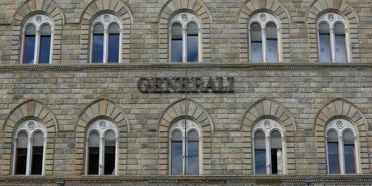Résultat en baisse pour Generali sur neuf mois malgré un bon 3e trimestre