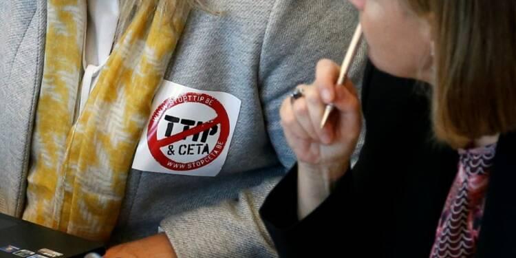 Le TTIP n'est pas encore mort, dit Cecilia Malmström