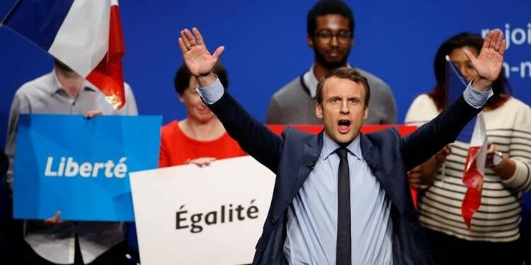 Emmanuel Macron se pose en garant des contre-pouvoirs