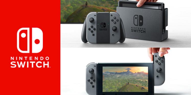 La console Switch, nouveau flop en vue pour Nintendo ?