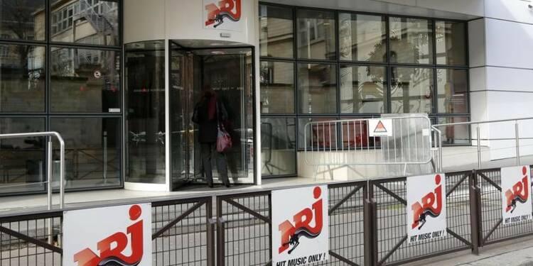 NRJ Group passe à nouveau le dividende, chiffre d'affaires en baisse de 2,1% en 2016
