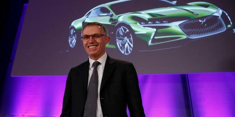 Le patron de PSA s'efforce de rassurer sur les usines Vauxhall
