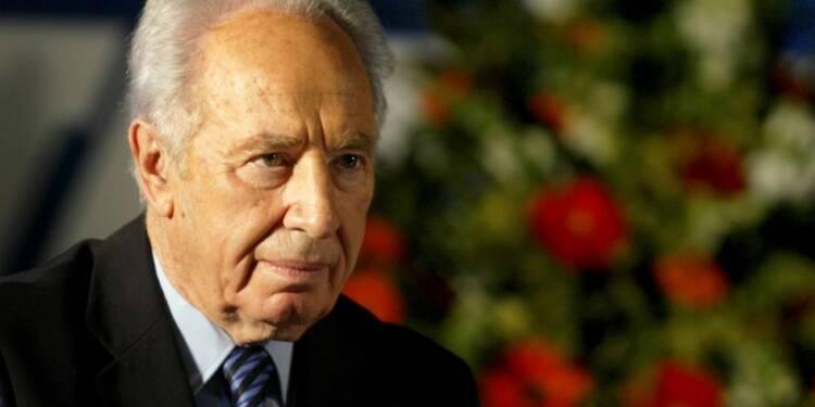 Mort de l'ex-président israélien, prix Nobel de la paix, Shimon Peres