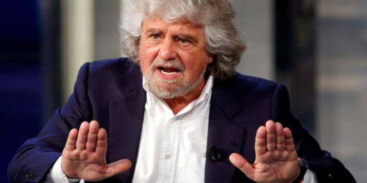 Italie: Grillo reprend les rênes du Mouvement 5 étoiles