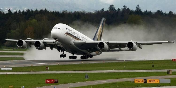 Singapore Air ne prolongera pas la location de son premier A380