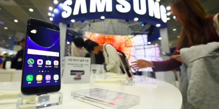 """Samsung: le """"prince héritier"""" entre au Conseil d'administration"""