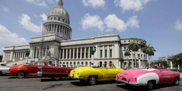 Les recettes du tourisme à Cuba en hausse de 15% au 1er semestre