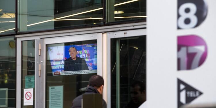Fin de la grève iTélé : elle n'aura pas coûté bien cher à Vincent Bolloré