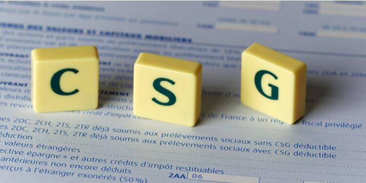 CSG : les avantages des retraités et des chômeurs dénoncés