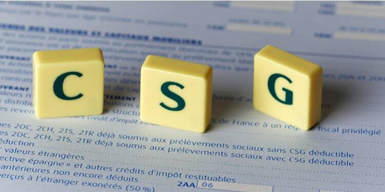 Réforme des retraites : la piste d'une hausse de la CSG se renforce