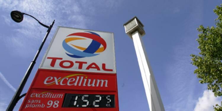 Total : Accord avec Lukoil dans le pétrole de schiste, conservez