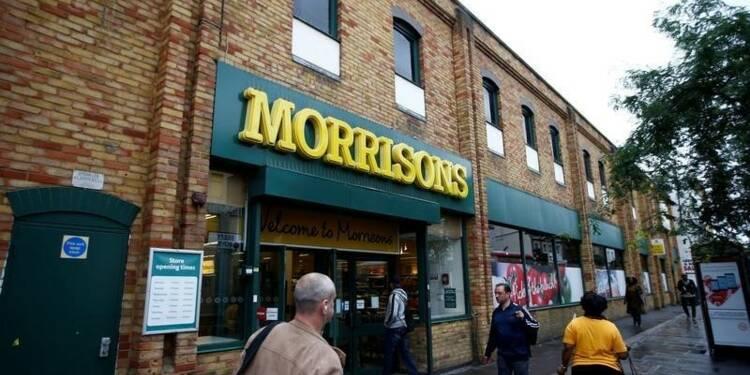 Le distributeur britannique Morrisons confirme son redressement