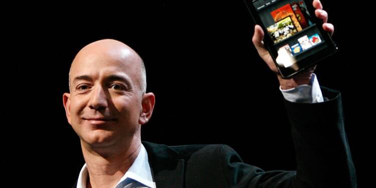 Jeff Bezos (né en 1964) : l'inventeur et le leader de l'e-commerce
