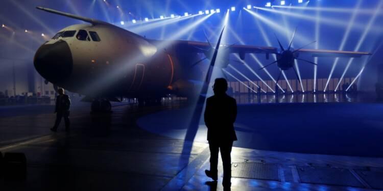 Airbus remplace le responsable de l'A400M, encore en difficulté