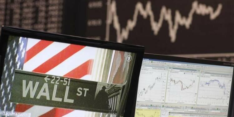 Wall Street dans le vert, stimulée par les données sur l'emploi
