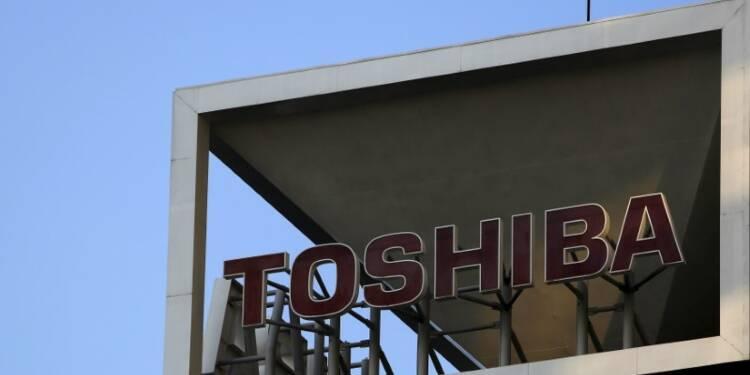 Toshiba espère obtenir le soutien de ses créanciers