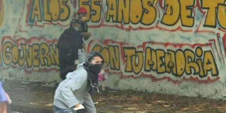 Venezuela : affrontements entre policiers et étudiants
