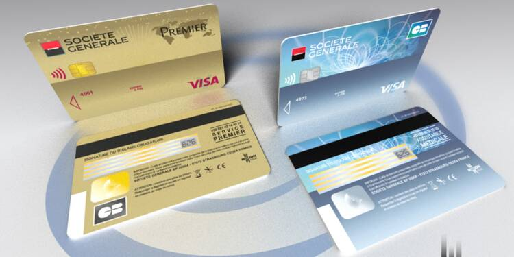 Carte Visa Black Societe Generale.Decouvrez La Nouvelle Carte Bancaire Anti Fraude Capital Fr