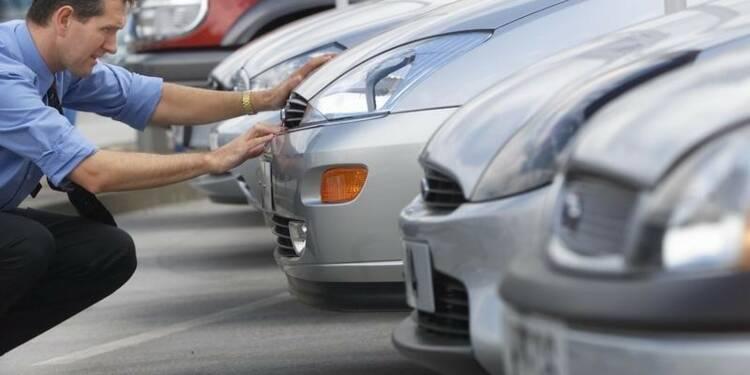 Le marché automobile britannique repart à la hausse en août