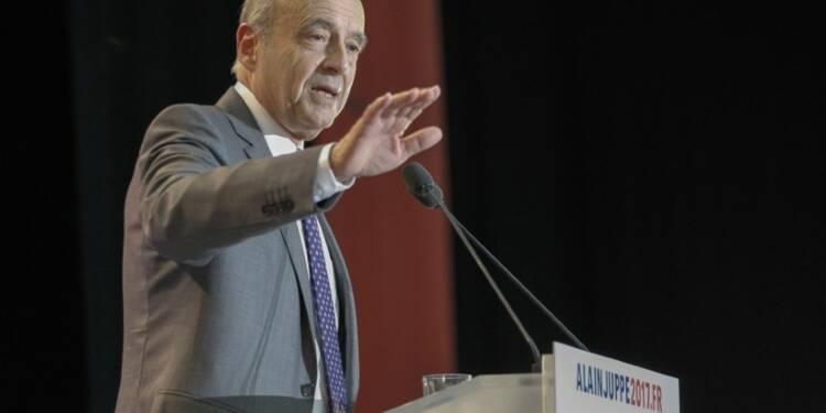Mieux vaut avoir un passé qu'un avenir judiciaire, dit Juppé