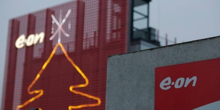 Le géant allemand de l'énergie EON affiche une lourde perte trimestrielle
